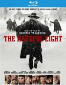 Hateful Eight, The (Blu-ray + DVD + UltraViolet) Blu-ray