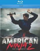 American Ninja 2: The Confrontation Blu-ray