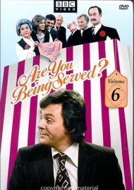 Are You Being Served?: Volume 6 Movie