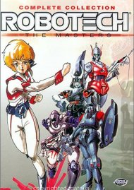 Robotech 7 - 10: The Masters Collection Movie