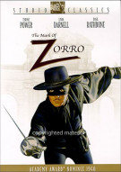 Mark Of Zorro, The Movie