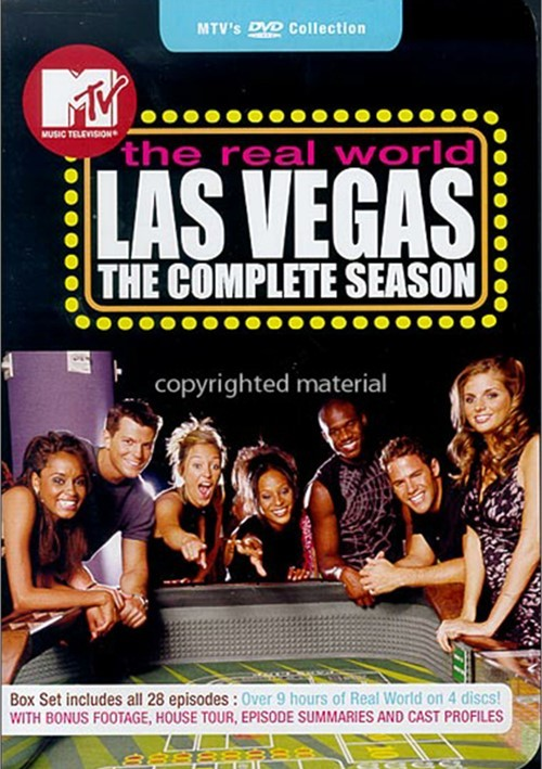 Real World, The: Las Vegas - The Complete Season Movie