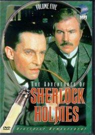 Adventures Of Sherlock Holmes, The: Volume Five Movie
