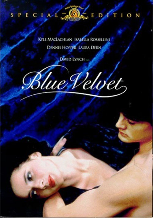 Blue Velvet: Special Edition Movie