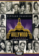 Hollywood Legends Vintage Classics (12 DVD Box Set) Movie