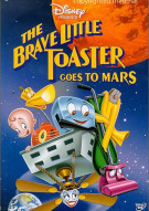 Brave Little Toaster Goes To Mars, The Movie