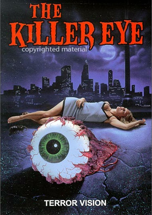 Killer Eye, The Movie