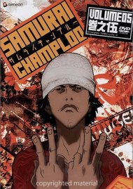 Samurai Champloo: Volume 5 Movie