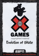 X-Games: Evolution Of Skate Movie