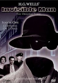 Invisible Man: Season 1 Movie