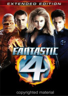 Fantastic Four: Extended Edition Movie