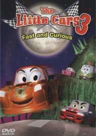 Little Cars 3, The: Fast And Curious Movie