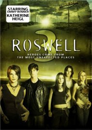 Roswell: The Complete Third Season (Repackaged) Movie