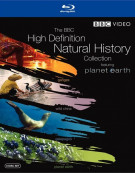 BBC High Definition Natural History Collection Featuring Planet Earth, The Blu-ray
