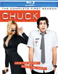 Chuck: The Complete First Season Blu-ray