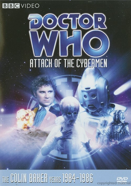 Doctor Who: Attack Of The Cybermen Movie
