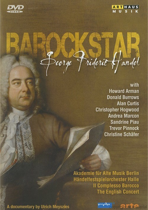 George Frideric Handel: Barockstar Movie