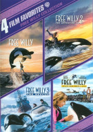 4 Film Favorites: Free Willy Collection Movie