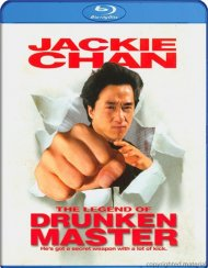 Legend Of Drunken Master, The Blu-ray