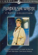 Murder, She Wrote: 4 Movie Collection Movie