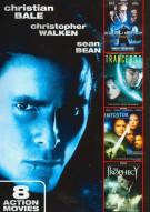 8-Movie Pack: Action Movie