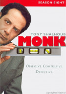 Monk: Season Eight (Repackage) Movie