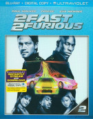 2 Fast 2 Furious (Blu-ray + Digital Copy + UltraViolet) Blu-ray