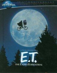 E.T. The Extra-Terrestrial (Digibook + Blu-ray + DVD + Digital Copy + UltraViolet) Blu-ray