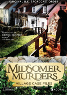 Midsomer Murders: Village Case Files (Repackage) Movie