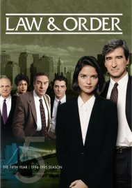 Law & Order: The Fifth Year (Repackage) Movie