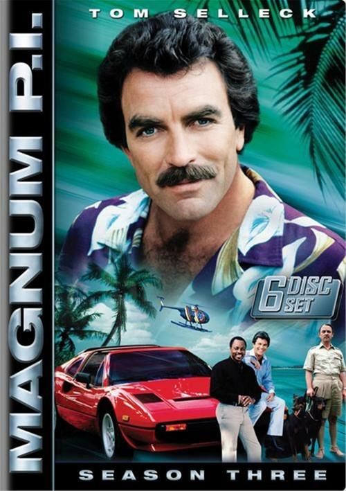 Magnum P.I.: The Complete Third Season (Repackage) Movie