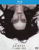 Autopsy of Jane Doe, The (Blu-ray + DVD Combo) Blu-ray