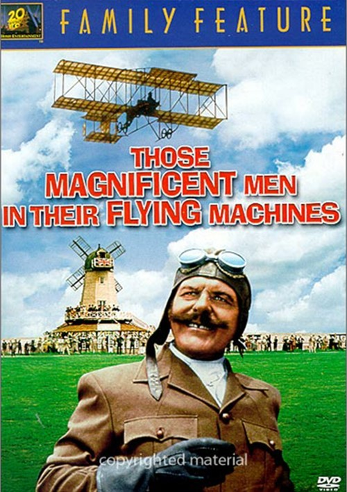 Those Magnificent Men In Their Flying Machines Movie