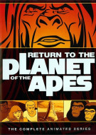 Return To The Planet Of The Apes (Animated) Movie