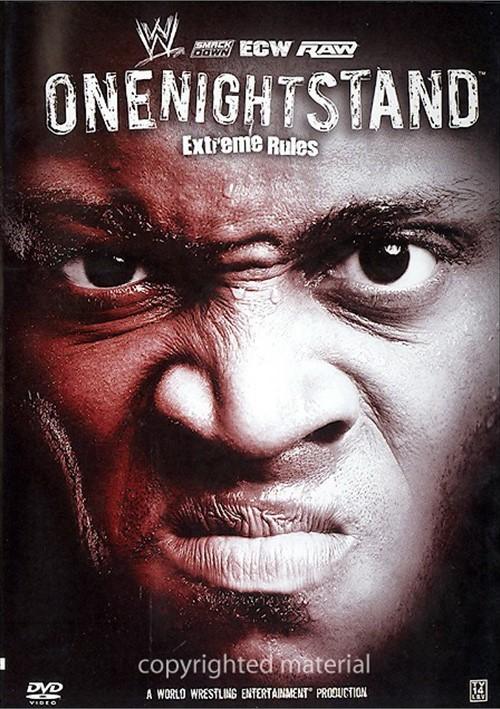 WWE: One Night Stand 2007 Movie