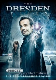 Dresden Files, The: The Complete First Season Movie