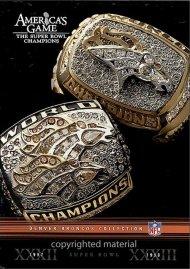 NFL Americas Game: Denver Broncos Movie