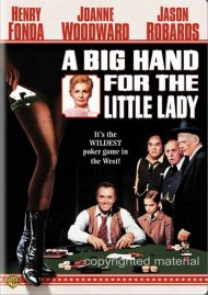 Big Hand For The Little Lady, A Movie