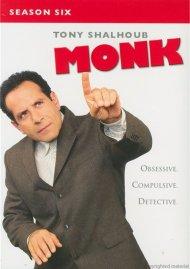 Monk: Season Six Movie