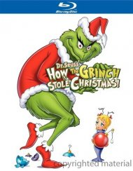 How The Grinch Stole Christmas: Deluxe Edition Blu-ray