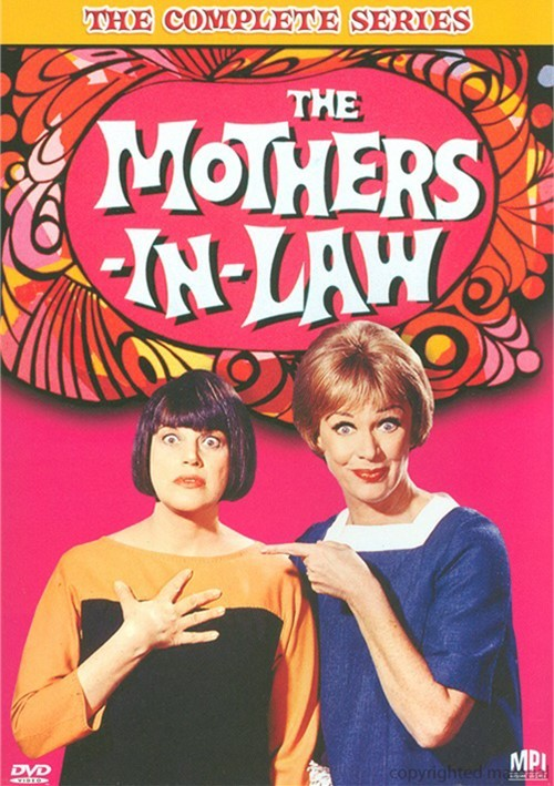 Mothers-In-Law, The: The Complete Series Movie