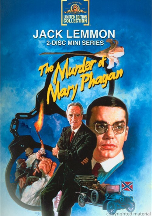 Murder Of Mary Phagan, The Movie