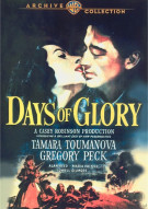 Days Of Glory Movie