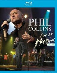 Phil Collins: Live At Montreux 2004 Blu-ray
