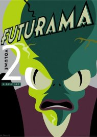 Futurama: Volume 2 (Repackage) Movie