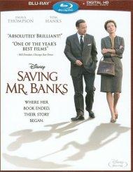 Saving Mr. Banks (Blu-ray + Digital HD) Blu-ray