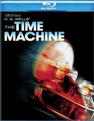 Time Machine, The Blu-ray