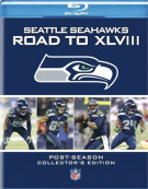 Seattle Seahawks: Road To Super Bowl XLVIII Blu-ray