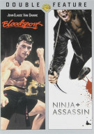 Bloodsport / Ninja Assassin (Double Feature) Movie