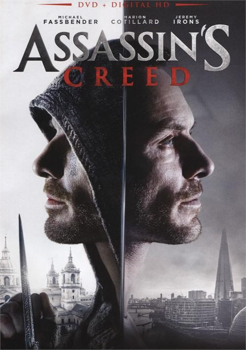 Assassins Creed (DVD + UltraViolet) Movie